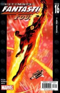 Ultimate Fantastic Four #16, NM (Stock photo)