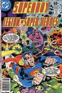 Superboy (1949 series) #242, VF+ (Stock photo)