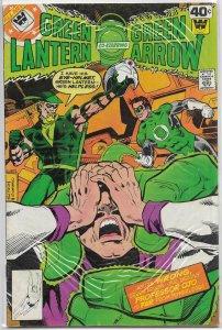 Green Lantern   vol. 2   #117W VG Green Arrow, O'Neil/Staton, Cluemaster