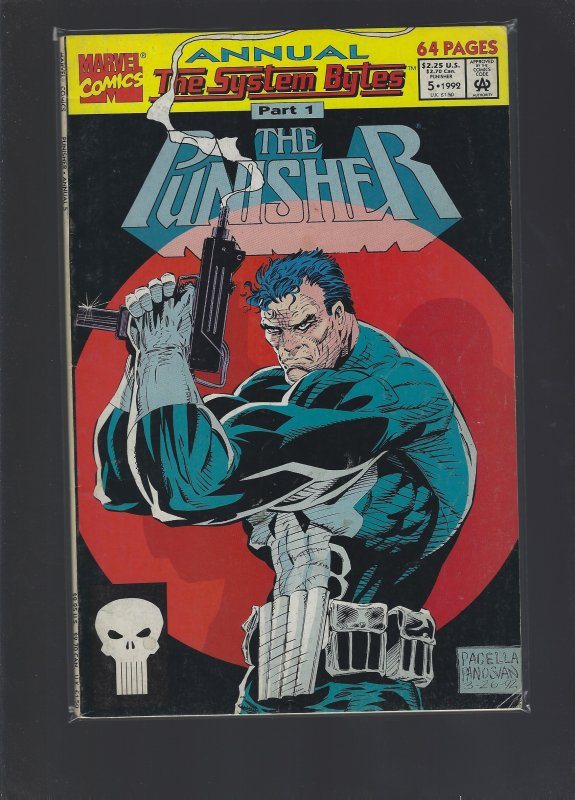 The Punisher Annual #5 (1992)