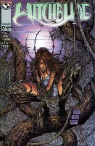 Witchblade #17 VF; Image | save on shipping - details inside