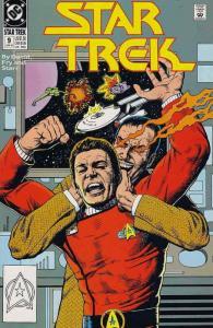 Star Trek (4th Series) #9 VF; DC   save on shipping - details inside