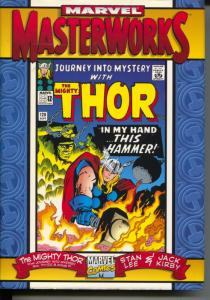 Marvel MasterworksThe Mighty Thor-#111-120-Color Reprints-Hardcover