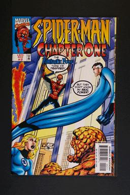 Spider-Man Chapter One #2 December 1998