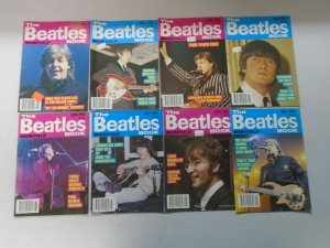 The Beatles Book Monthly magazine lot 22 different issues (1993-94)
