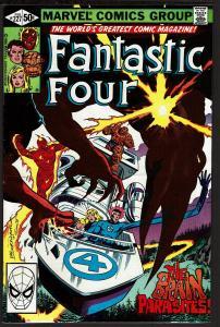 Fantastic Four #227 (Feb 1981, Marvel) 7.0 FN/VF