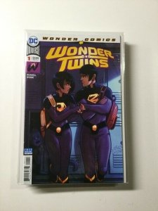 Wonder Twins: Activate! #1 (2019) HPA