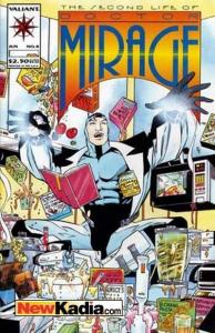 Second Life of Doctor Mirage #8, NM (Stock photo)