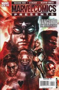 Marvel Comics Presents (2nd Series) #11 VF/NM; Marvel   save on shipping - detai