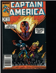 Captain America #356 (Marvel, 1989)