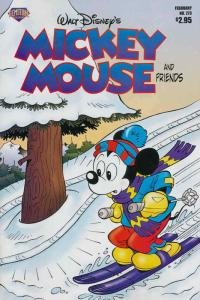 Mickey Mouse and Friends #273 VF/NM; Gemstone | save on shipping - details insid