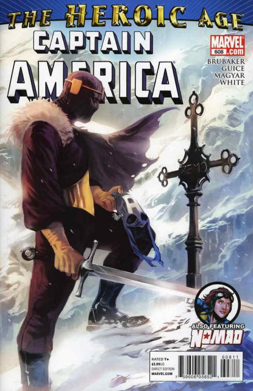 Captain America (1st Series) #608 VF/NM; Marvel | combined shipping available -
