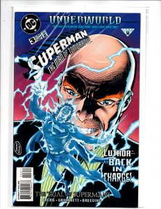 DC Comics Superman: The Man of Tomorrow # The Trial of Superman, Part 8