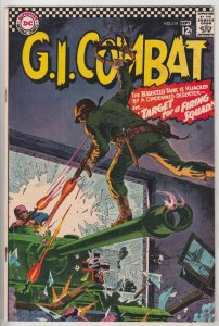 G.I. Combat #119 (Sep-66) VF High-Grade The Haunted Tank