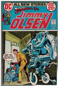 JIMMY OLSEN 152 FN+ Sept. 1972