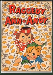 Raggedy Ann and Andy #12 (1947)