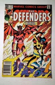 The Defenders #111 (1982) Marvel Comic Book J757