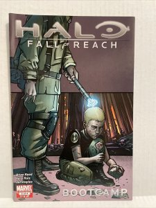Halo Fall Of The Reach Boot camp #2