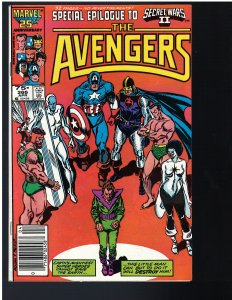 Avengers #266 (Marvel, 1986) VF/NM