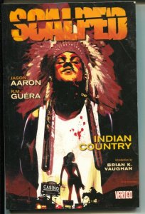 Scalped: Indian Country-Jason Aaron-2007-PB