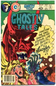 GHOSTLY TALES #139, FN, Lucifer, Demon, Horror, 1966 1979,more Charlton in store