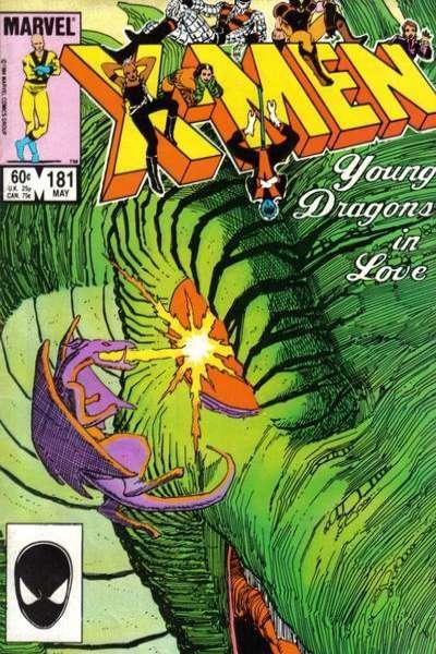 Uncanny X-Men (1981 series) #181, VF+ (Stock photo)