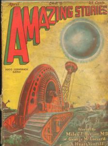 AMAZING STORIES APRIL 1930-EDMOND HAMILTON-G