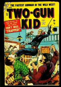 Two-Gun Kid #14 1954- Atlas Western- Kubert- Kid Colt- G+