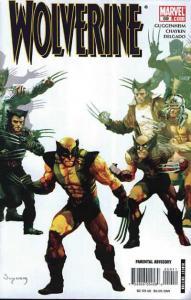 Wolverine (2003 series) #59, NM + (Stock photo)
