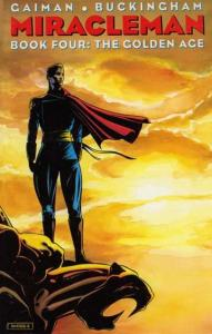 Miracleman (1985 series) Book Four: The Golden Age TPB #1, NM (Stock photo)