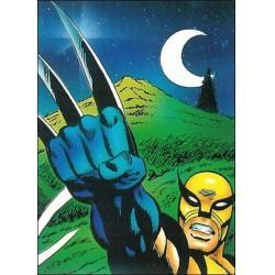 1992 Wolverine: From Then 'Til Now: Series 2 DEPARTMENT H #25
