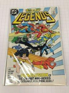 Legends 1-6  set Avg. grade NM-