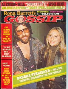 Rona Barrett's Gossip-Tiny Tim-Harvey Korman-John Wayne-Feb-1976
