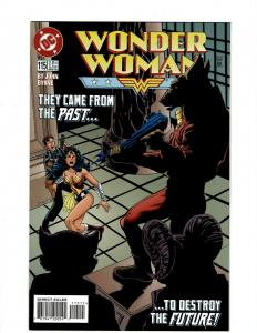 12 Wonder Woman Comics #115 116 117 118 119 120 121 122 123 124 125 126 GK23
