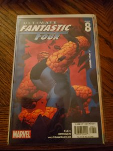 Ultimate Fantastic Four #8 (2004)