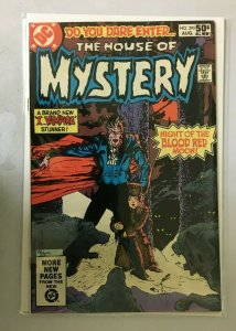 House of Mystery #295 DC 1st Series 8.5 VF+ (1981)