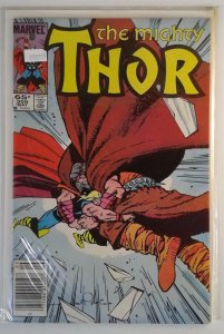 Thor #355 (1985) Marvel 7.5 VF- Comic Book