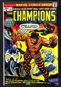 The Champions #1 (1975)