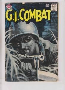G.I. Combat #83 september 1960 - silver age dc comics - war TNT TRIO big al