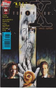 X-Files #36