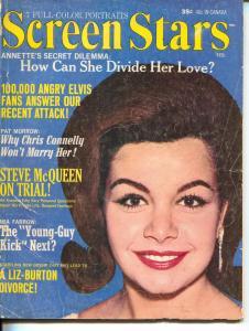 TV Radio Mirror-Bert Parks-Elvis Presley-Gale Storm-Shari Lewis-Perry Como-Feb-1