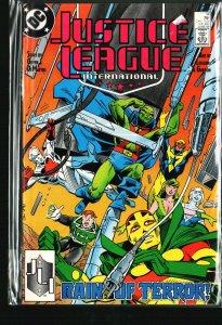 Justice League International #14 (1988)