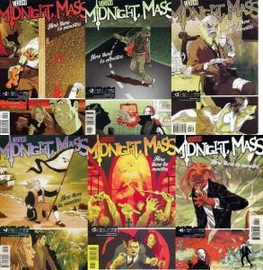 MIDNIGHT MASS HERE THERE BE MONSTERS (2004 VERTIGO) 1-6