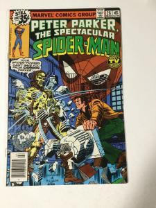 Spectacular Spider-man 28 6.0 Fn Fine 1st Carrion Marvel