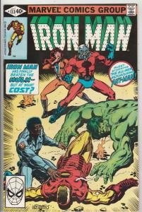 Iron Man #133 (Apr-80) NM Super-High-Grade Iron Man