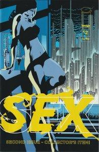 SEX # 2 (2013) 1st PRINTING