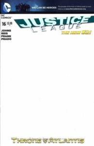 Justice League (2nd Series) #16C FN; DC | save on shipping - details inside
