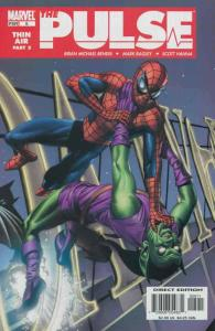 Pulse, The (Marvel) #5 VF/NM; Marvel   save on shipping - details inside