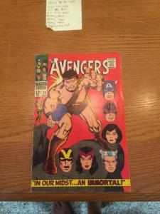 Avengers 38 6.0 Fine Fn See Pictures