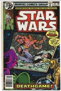 Star Wars #20 - Mid-High Grade Book